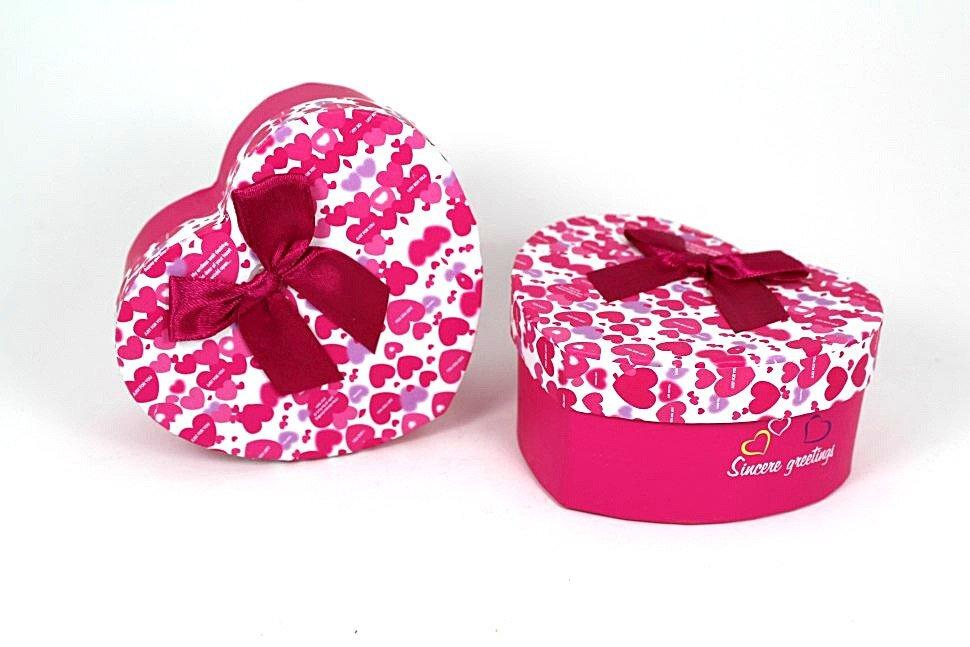 Коробка с сердцем